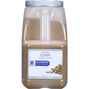 McCormick Spice Cumin Ground 4.5 Pound