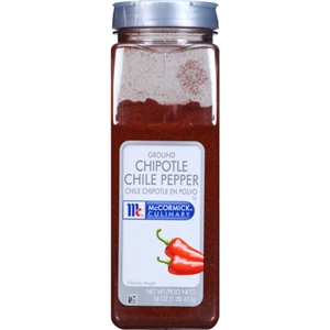 McCormick Chile Pepper 1 Pound Chipotle Ground
