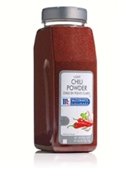 McCormick Spice Light Chili Powder 18 oz.