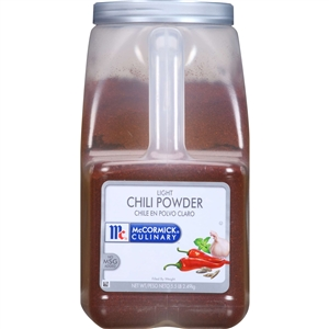 McCormick Spice Light Chili Powder 5.5 Pound