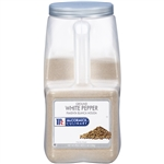 McCormick Spice White Ground Pepper 5 Pound