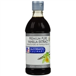 McCormick One Fold Pure 1 Pint Vanilla Extract