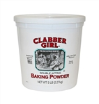 Clabber Girl Baking Powder - 5 Lb.