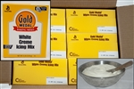General Mills Gold Medal Icing White Creme Mixes - 5 Lb.