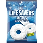 Wrigleys Candy Lifesaver Peppermint - 6.25 Oz.