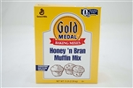 General Mills Gold Medal Honey N Bran Muffin Mix - 5 Lb.
