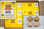 General Mills Gold Medal Oat Bran Muffin Mix - 5 Lb.