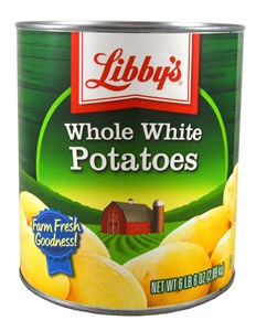 Seneca Libbys Fancy Whole White Potato