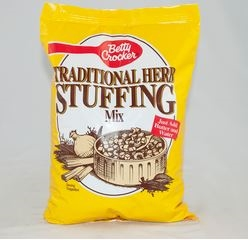 General Mills Betty Crocker Traditional Herb Stuffing Mix - 3.56 Mix.