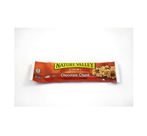General Mills Nature Valley Chewy Granola Bar Chocolate Chip - 1 Oz.