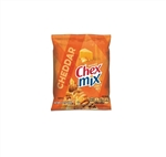 General Mills Chex Mix Single Serve Cheddar Flavor - 1.75 Oz.