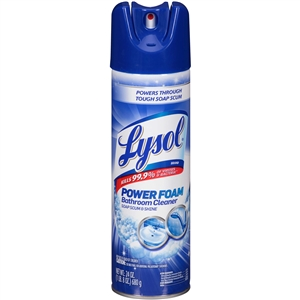 Lysol Basin Tub and Tile Disinfectant Trigger Spray Cleaner - 24 Oz.