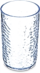 Carlisle Pebble Optic Tumbler Clear 9.5 Oz.