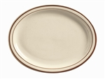 World Tableware Desert Sand Ultima Platter - 9.5 in.