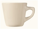 World Tableware Undecorated White In Tall Cup - 7 Oz.