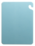 San Jamar Cut N Carry Cutting Board Blue - 18 in. x 24 in. x 5 in.