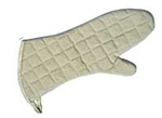BVT-Chef Revival Black Best Guard 15 in. Oven Mitt