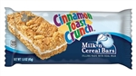 General Mills Cinnamon Toast Crunch Milk N Cereal Bars - 19 Oz.
