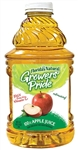 Growers Pride From Concentrate Shelf Stable Apple Juice - 46 Fl. Oz.