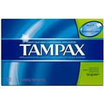 Procter and Gamble Tampax Super Super