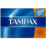 Procter and Gamble Tampax Super Plus