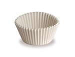 Smith Lee White Dry  Wax Baking Cup - 0.75 Oz.