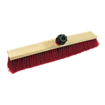 O-Cedar Maxi Lok Rough Surface Plastic Broom - 28 in. x 17 in. x 13 in.