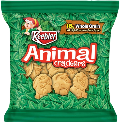 Image result for keebler animal crackers whole grain