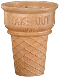 Kelloggs Keebler Eat It All Cake Cone  fits 15D Dispenser