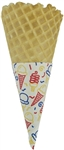 Kelloggs Keebler Colosso Waffle Cone Medium Jacketed