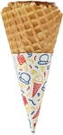 Colosso WCLJ Waffle Cone Large Jacketed