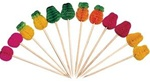 Goldmax Papper Fruit Assorted Color Pick - 4 in.