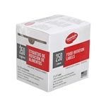 Cambro Label Bulk 2 in. x 3 in.