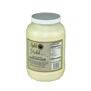 Mayo, Dressings and Condiments Heavy Duty Gold Medal Mayonnaise 1 Gal.