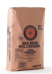 Hotel and Restaurant Flour All Purpose Bleached Enriched Malted - 25 Lb.