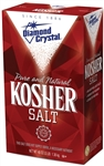 Cargill Diamond Crystal Coarse Kosher Salt 3 Lb.