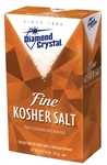 Cargill Diamond Crystal Fine Kosher Salt 4 Lb.