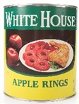 Canned Apple Spiced Rings