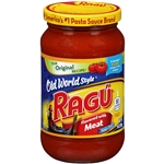 Unilever Best Foods Ragu with Meat Spaghetti Sauce - 14 oz.