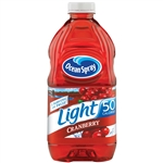Ocean Spray Light Cranberry Juice Cocktail - 64 Oz.