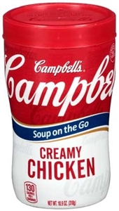Campbell's At Hand Creamy Chicken Ready To Serve Soup 10.75 Oz.