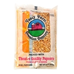 Fancy Farms Coconut Oil Popcorn Kit - 8 Oz Packs