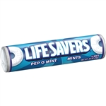 Wrigleys Lifesaver Pepomint Candy - 0.84 Oz.