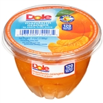 Dole Mandarin In Light Syrup - 7 Oz.
