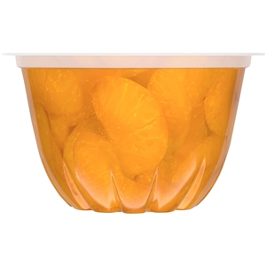 Dole Mandarin In Light Syrup - 4 Oz.