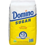 Sugar and Sugar Packets Domino Bale Extra Fine Granules Sugar 2 Lb.