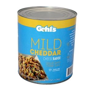 Gehls Original Mild Cheese Sauce