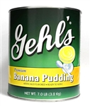 Gehls Banana Pudding Trans Fat Free
