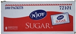 Sugar Foods N Joy Sugar 0.1 Oz.