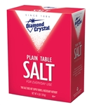 Cargill Diamond Crystal Table Plain Pickling Salt 4 Lb.